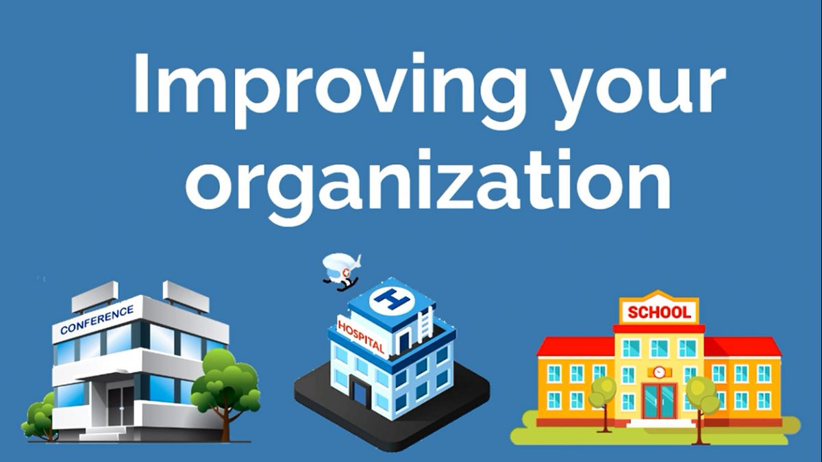 Improving your organization through education