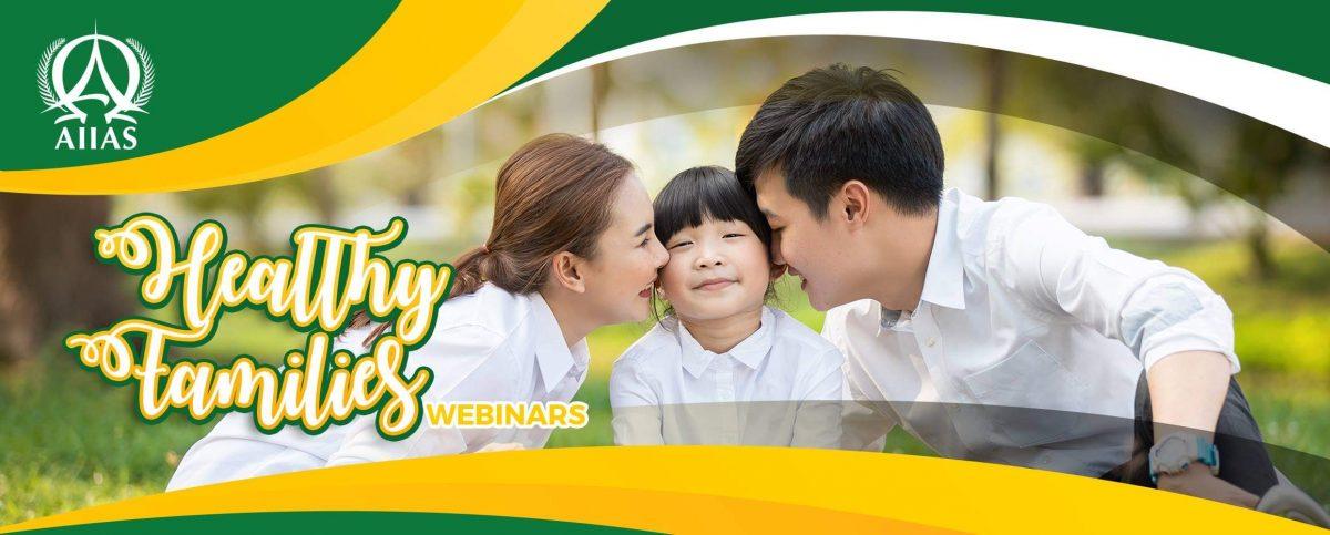AIIAS Launches Healthy Families Webinar Series